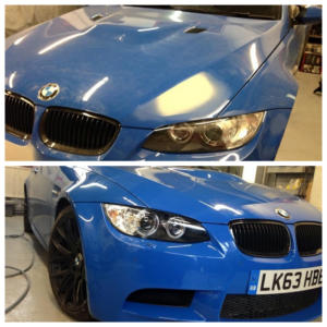 bmw-e92-front-bumper-repair